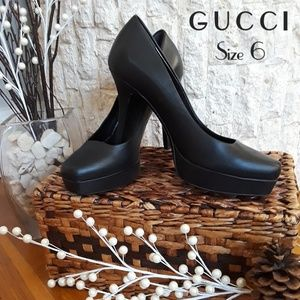 Gucci Stiletto Pumps